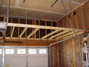 Garage Storage Loft Plans Garage Storage Loft How To Support Building