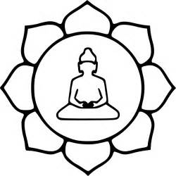 Symbol Of Lotus File Lotus Buddha Svg Wikimedia Commons