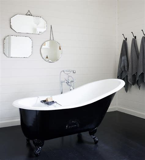 black claw foot tub cottage bathroom kathy collins
