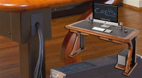 Office Desk Cable Management 27 Awesome Office Desks With Cable Management Yvotube