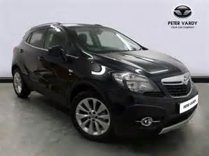 Peters Vauxhall Used 2015 Vauxhall Mokka Se S S For Sale In Scotland