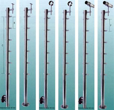 barandillas modulares sistemas modulares de barandillas inox carpinter 237 a