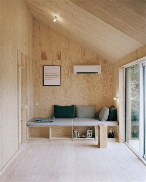 plywood interior design modern interior design ideas blending plywood with