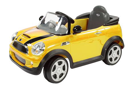 mini cooper car for electric cars for to ride mini cooper 6 volt battery