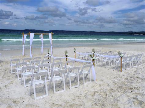 Hyams Beach   Garden Wedding Locations   Easy Weddings