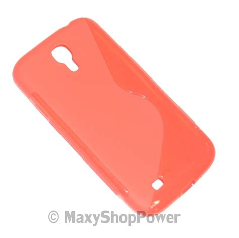 Max Premium Jelly Back For Samsung Galaxy S4 Orange ssyl custodia tpu silicone cover per samsung galaxy s4 i9500 i9505