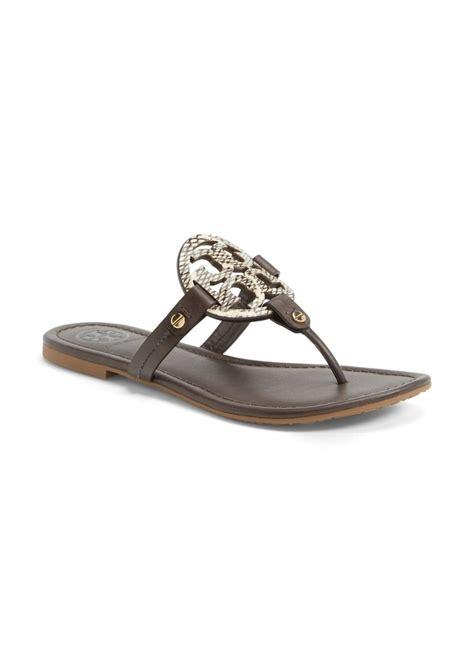 birch sandals burch burch miller leather sandal