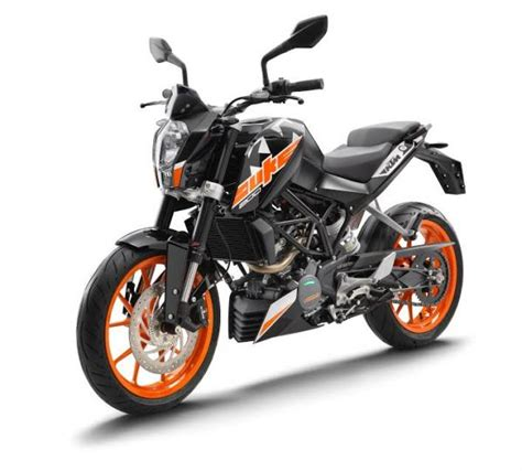 Ktm New Launches In India Ktm Launches 2017 Duke Range 390 250 And 200 In India