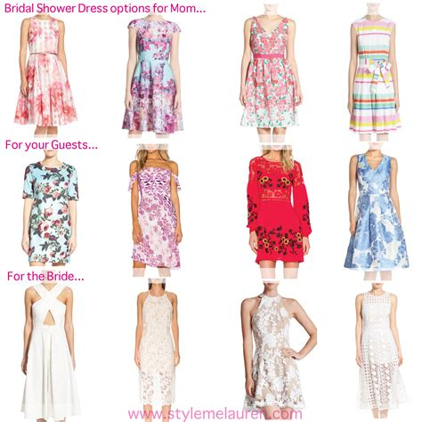 What To Wear To Bridal Shower by What To Wear To A Bridal Shower As A Guest Or