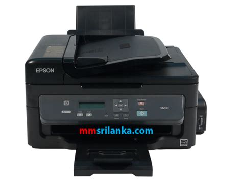 Printer Epson M200 epson m200 all in one mono ink tank printer