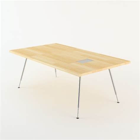 Galant Conference Table 3ds Table Ikea