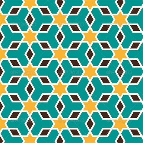 pattern vector file 22 arabic seamless patterns textures backgrounds