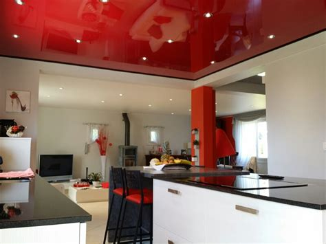 Dining Room Designs by Plafond Tendu Saint Brieuc Plafonds Modernes De Bretagne