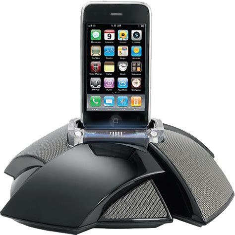 Speaker Jbl Untuk Ipod jbl on stage iv speaker dock for ipod iphone jblos4blkam b h