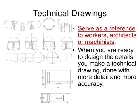 Ppt Technical Drawing Powerpoint Presentation Id 6845691 Engineering Drawing Ppt
