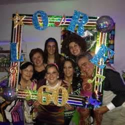 Wedding Decorations Themes - fiesta disco fiesta 70s decoraci 243 n fiesta disco marcos para fotos sweetmyruchis blogspot com