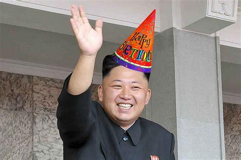 birthdate of kim jong un kim jong un birthday bash youtube