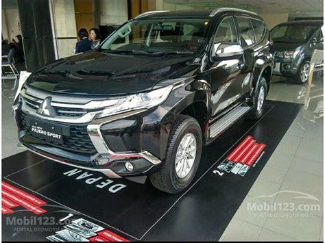 mitsubishi dakar 2017 jual mobil mitsubishi pajero sport 2017 dakar 2 4 di dki