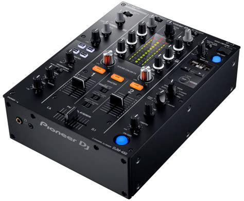 console da dj pioneer pioneer djm 450 dj mixer