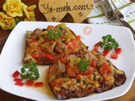 ana sayfa tarifler et yemekleri mantarl et sote etli karnıyarık tarifi nasıl yapılır resimli yemek