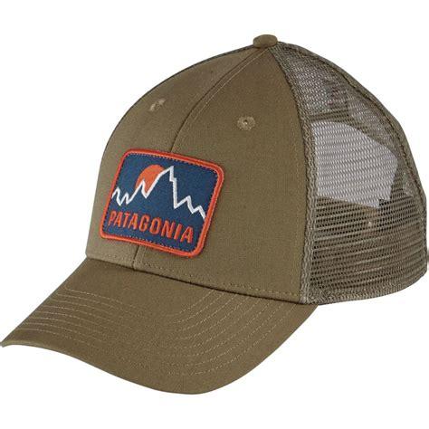 Trucker Hat Or Patagonia patagonia firstlighters badge lopro trucker hat backcountry