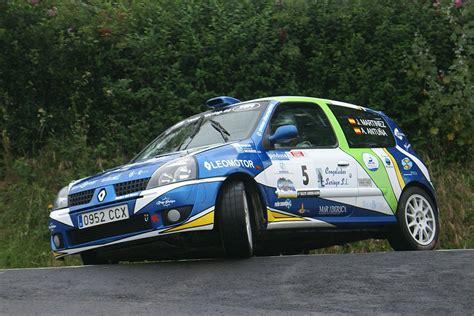 renault clio rally car renault clio s1600 sergio p 233 rez 2007 dise 241 os de coches