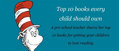 7 Books Every Writer Should Own by Top 10 Books Every Child Should Own Parent24