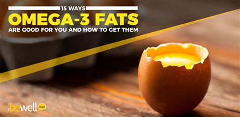 healthy fats company omega 3 15 ways omega 3 fats are for you and how to get them