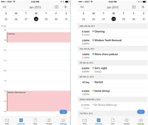 What Calendar Is On My Iphone Outlook For Iphone Or Could Be The Mail App We Ve