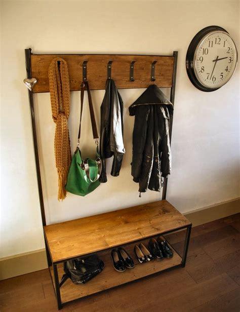 coat rack and storage bench oasis amor fashion industrial style coat rack oasis amor fashion