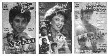 film lawas tvri era jaman dulu album kaset jadul