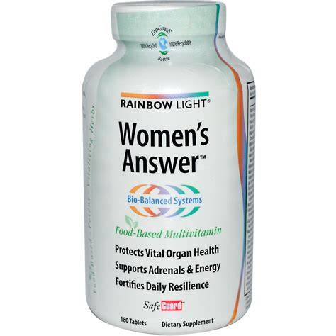rainbow light women s one multivitamin multivitamin for women lookup beforebuying