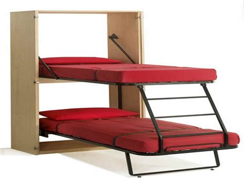 red bunk beds bedroom why bunk wall beds are popular with red bed why