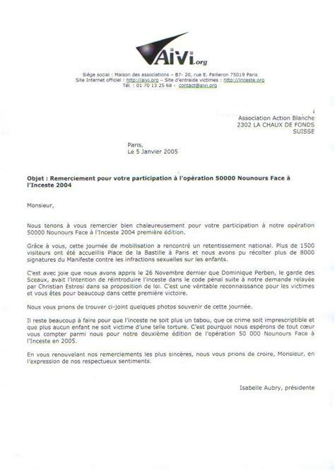 Modèle De Lettre De Remerciement Au Président De La République Mod 232 Le De Lettre De Remerciement Gratuit Covering Letter