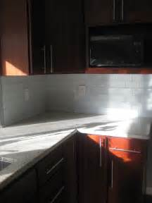 white glass tile backsplash kitchen white glass subway tile subway tile outlet