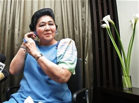 Imelda Marcos To Launch Fashion Line But No Shoes by Imelda Marcos To Launch Gems Collection