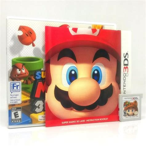 Nintendo 3ds Xl Mario 3d Land Original N3ds mario 3d land nintendo 3ds