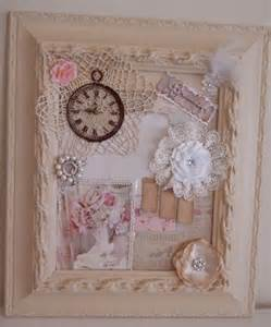 diy shabby chic framed collage pictures photos and images for facebook tumblr pinterest and