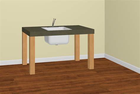 Temporary Kitchen Sink Kitchen Bath Design Challenges 2d To 3d Best Temporary Sink Base
