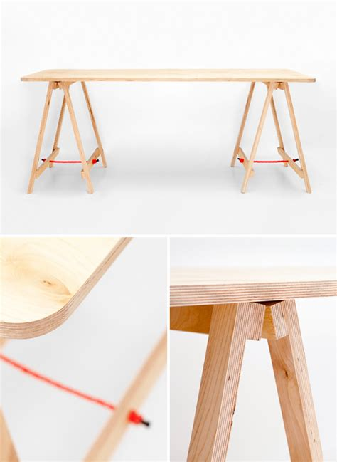 sawhorse desk with drawers furniture home decor design with sawhorse