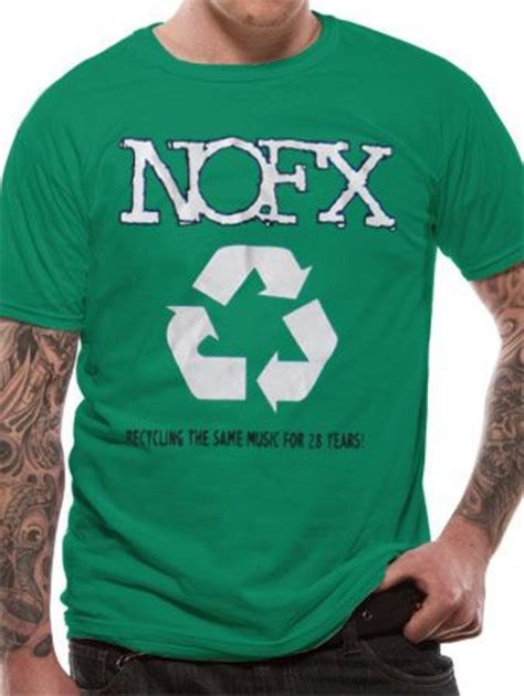 T Shirt Nofx nofx recycle t shirt buy nofx recycle t shirt at the