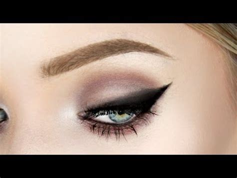 tutorial eyeliner stencil 18 best images about beth bender beauty video s on