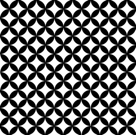 transparent printable fabric pattern black white 183 free vector graphic on pixabay