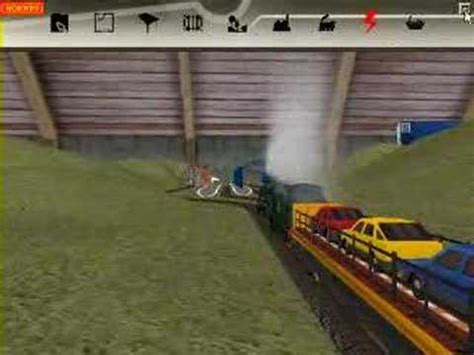 train layout game hornby virtual railway layout 2 youtube