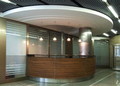 Bespoke Reception Desk Bespoke Reception Desk