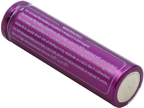 Efest Imr 14500 Battery 650mah 3 7v 9 75a With Flat Top 14500v1 efest imr 14500 high drain rechargeable flat top battery