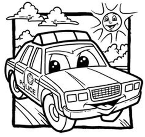 sheriff cars coloring pages 1000 images about stuff for on