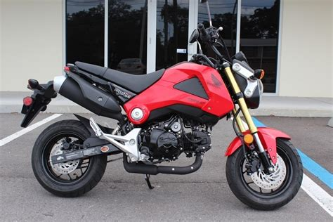 honda grom for sale florida honda grom motorcycles for sale