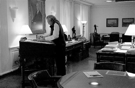 Churchill Standing Desk by The Surprising History Of Standing Desks
