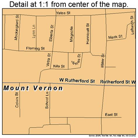 mount vernon texas map mount vernon texas map 4849860